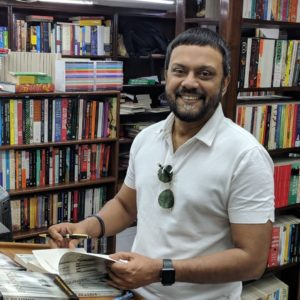 author Ravi Shankar Etteth The Brahmin