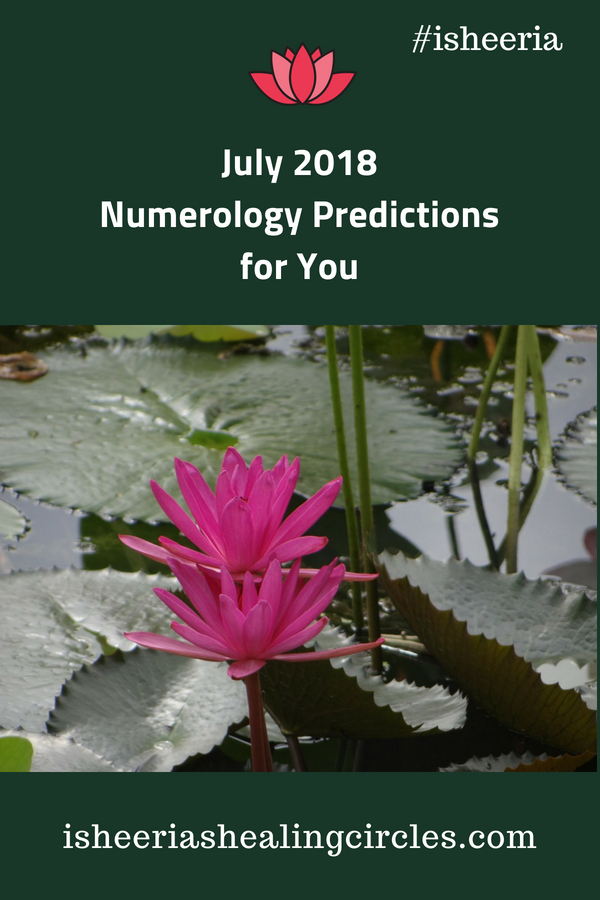 Numerology Predictions July pinterest isheeria