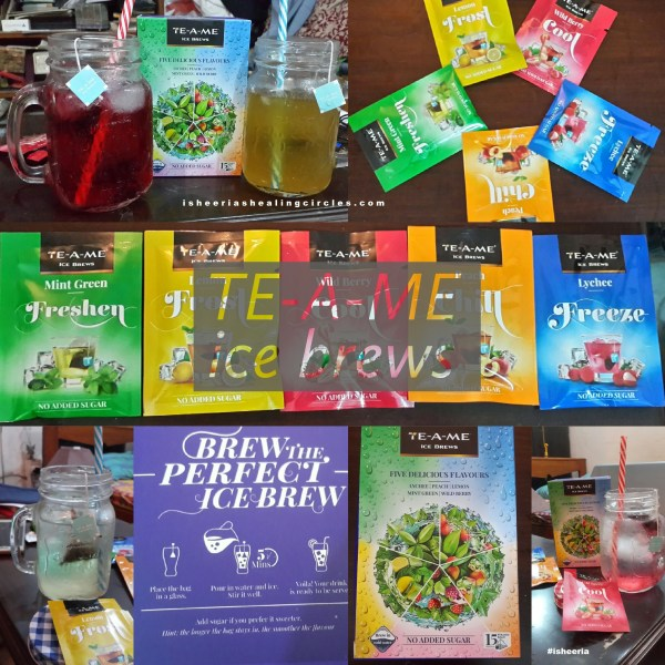 TE-A-ME – A Healthy Ice Brew to Beat the Heat