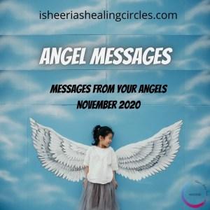 ANGEL MESSAGES ON ISHEERIA