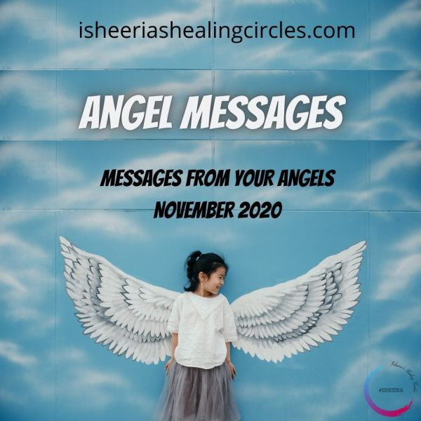 #Angel Messages for #November 2020