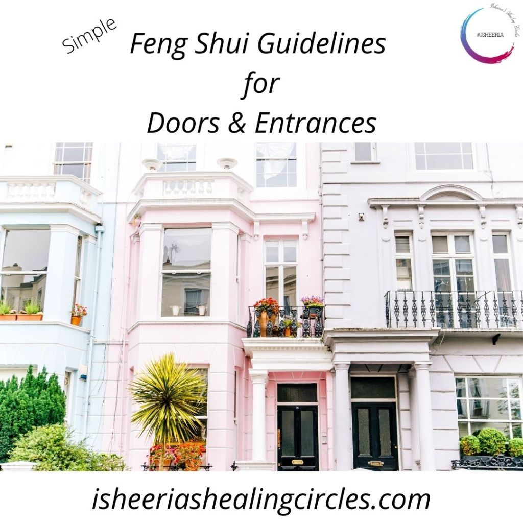 Feng shui guidelines for doors and entrances isheeria fengshui