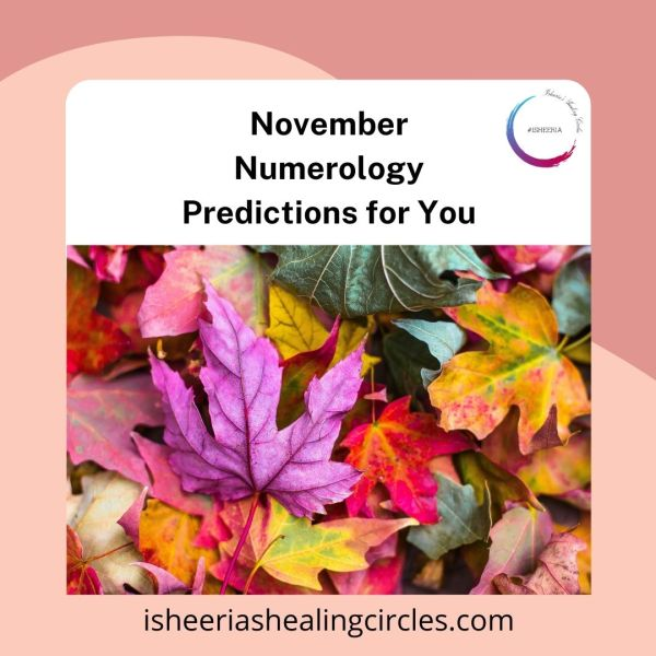 #Numerology #Predictions for #November #isheeria