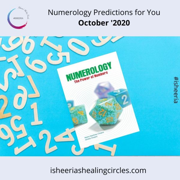 Numerology Predictions October 2020 #isheeria