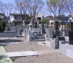墓苑その3
