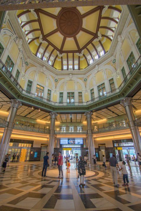 東京駅舎・北ドーム