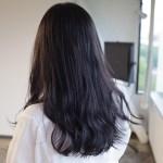 いよいよ新学期、夏休み明けの黒染めはお洒落ダークグレーで透明感のある黒髪を楽しもう!!!