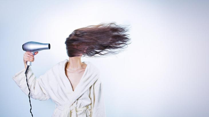 髪を乾かす 重要 ヘアケア