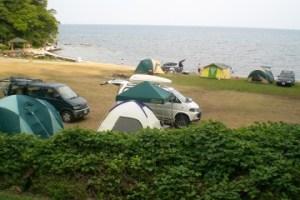 九十九湾キャンプサイト