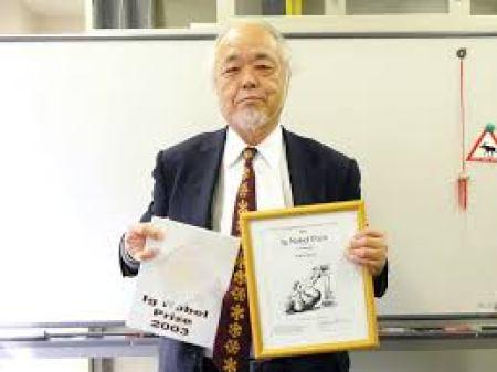 2003年に金沢大学の廣瀬幸雄教授にイグノーベル化学賞が与えられている。