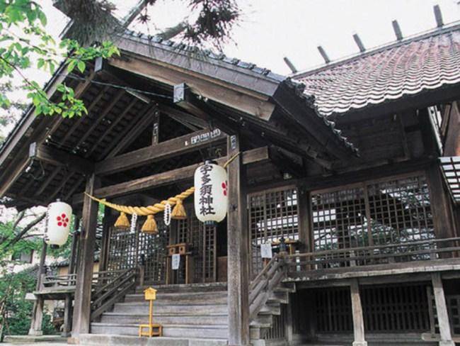 宇多須神社