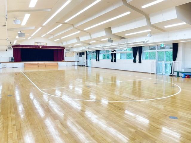 施設・体育館2