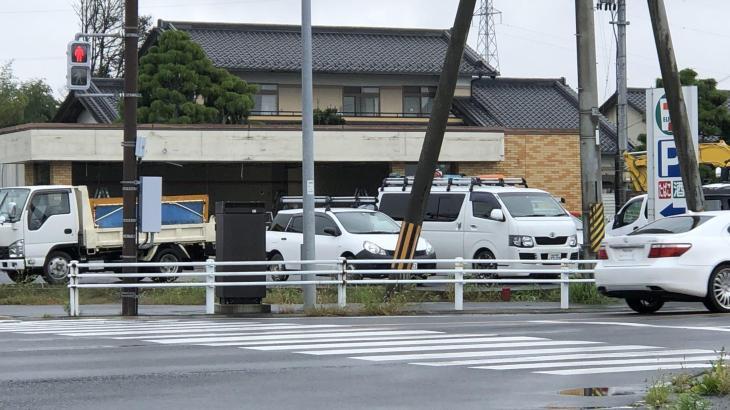 セブンイレブン 石巻港インター店が解体中?