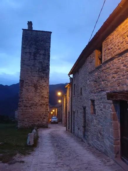 Castello della Pieve.