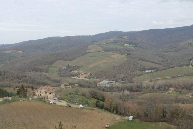 Castello della Pieve near Mercatello sul Metauro