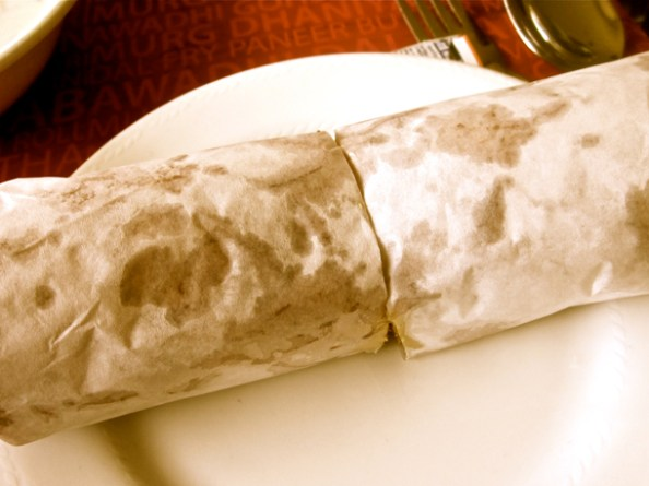 Kolkata Kathi Roll - Egg Mutton Roll