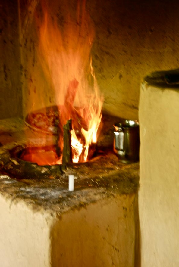 The traditional Tandoor