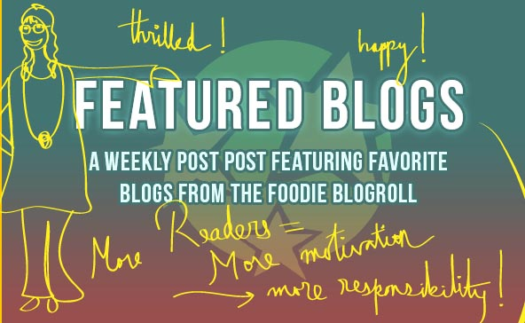 Featured Blog on Foodie BlogRoll & Mango Chutney