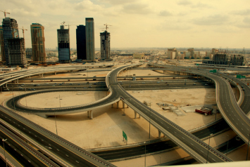 Dubai under eternal construction