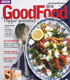 BBC GoodFood ME - August 2012
