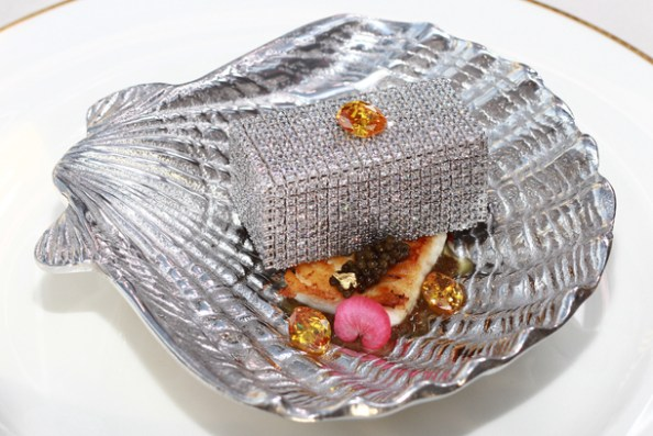 Most expensive dish in the world - Atelier M