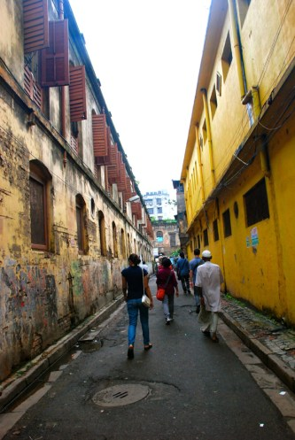 Confluence of Culture walk with Calcutta Walks