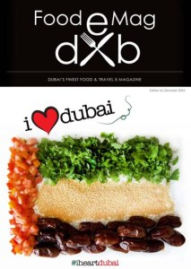 FoodeMag dxb, Dubai's FInest Food, Travel & Wellness E-Magazine