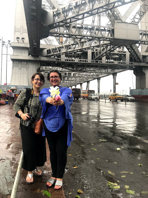 Ishita B Saha and Rupa Dutta Chowdhury in Kolkata