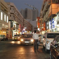 Meena Bazaar At Night | Introducing DubaiUnblogged... Dubai In Instagram