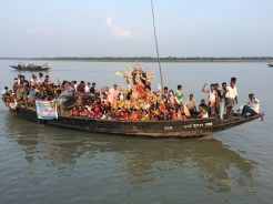 Immersion in River Ichamati