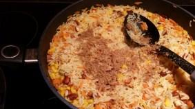 Add the Garam Masala
