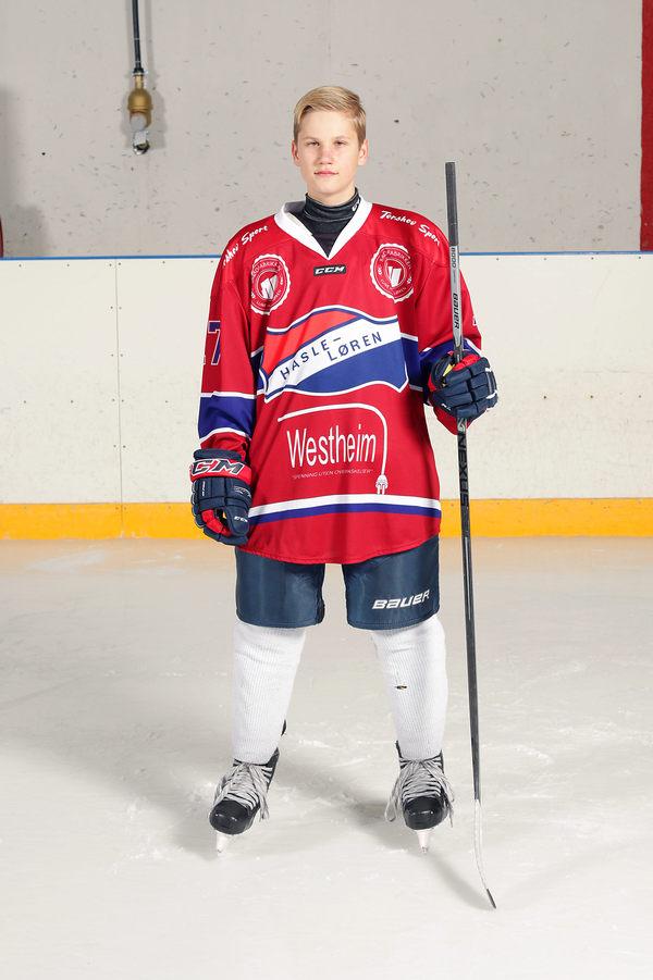#17 Andreas Klarholm
