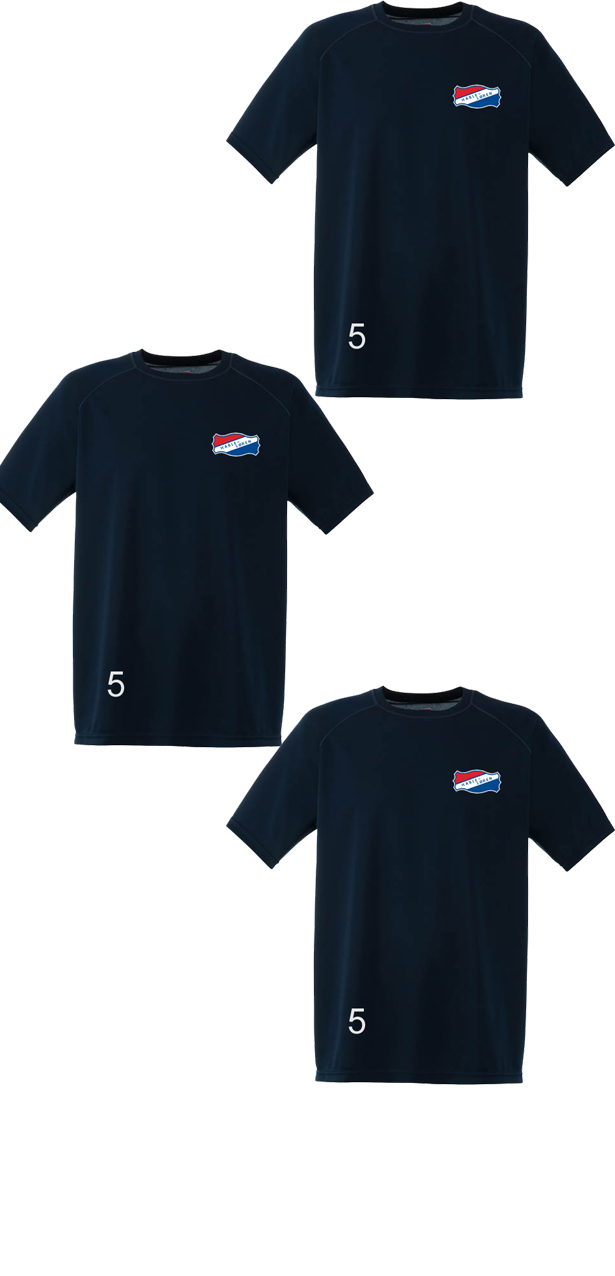 T-Shirt 3 stk.