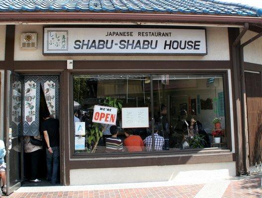 Shabu Shabu House @ Little tokyo   ~iSHO and KENMEi~