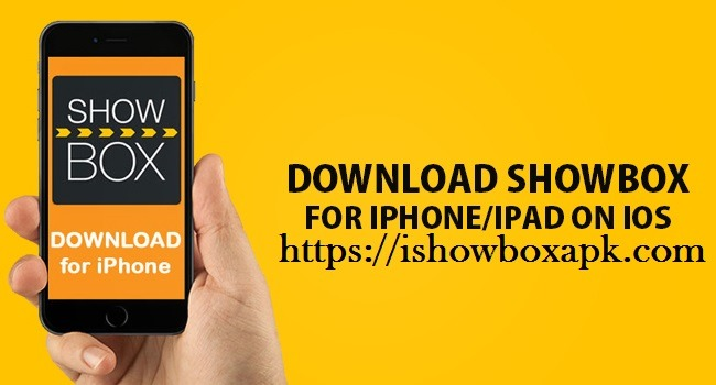Showbox APK iOS devices