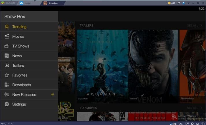 Install Showbox on PC Using Bluestacks