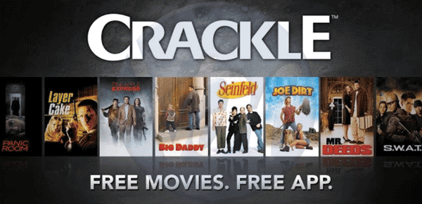 apps like showbox Crackle