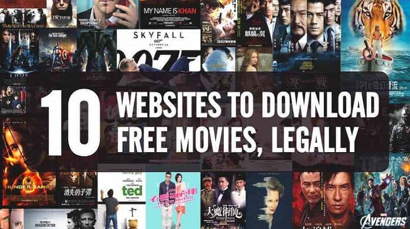 Free Movie Download Sites 2019