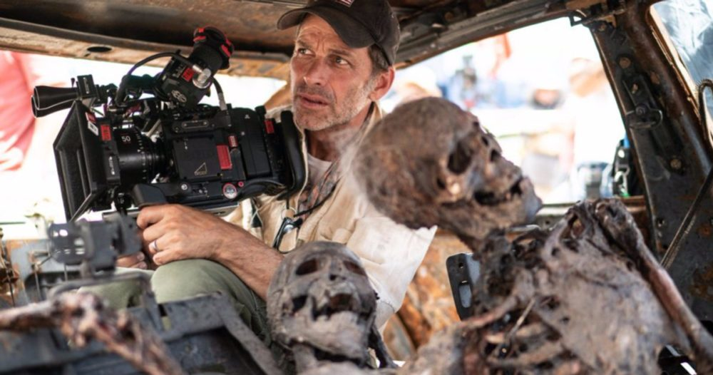New Army of the Dead Set Photo Gets Gnarly with Zack Snyder & His Skeleton Crew
