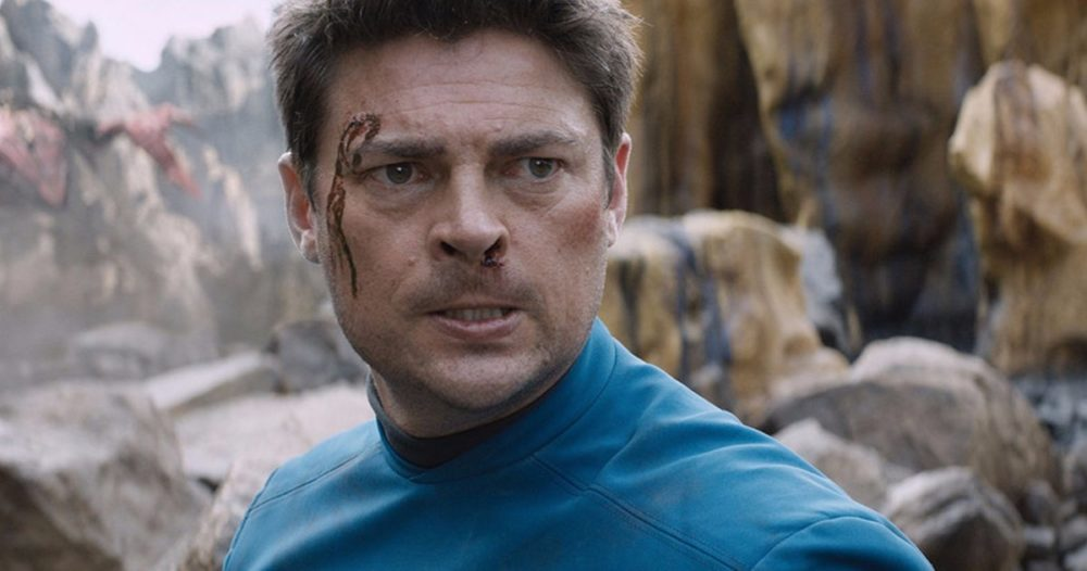 Tarantino's Star Trek Movie Elicits Strong Thoughts from Karl Urban