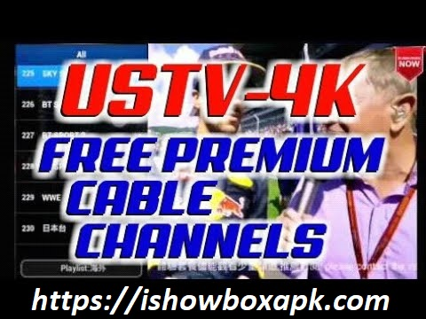 USTV 4K APK Download