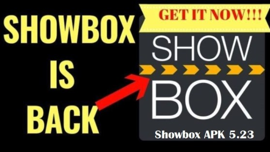 donwload Showbox APK 5.23