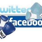 Facebook vs. Twitter: Mehr Traffic, weniger Klicks
