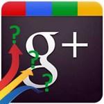 Ist Google+ wirklich im Abwind ? Zahlen auf dem Prüfstand.