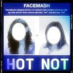 Facebook kennt jeder, aber Facemash?