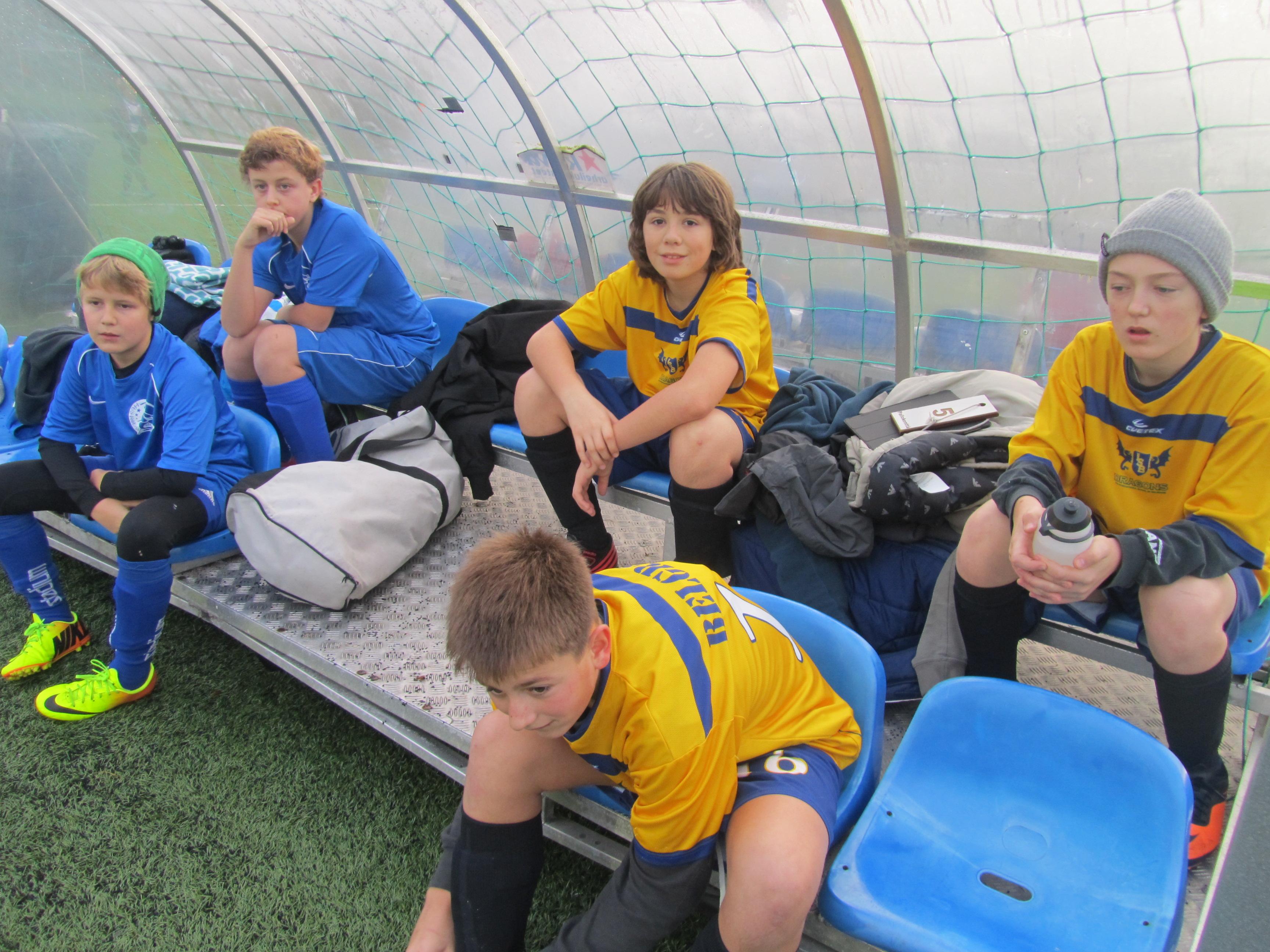 Ceesa Middle School Boys Soccer Tournament