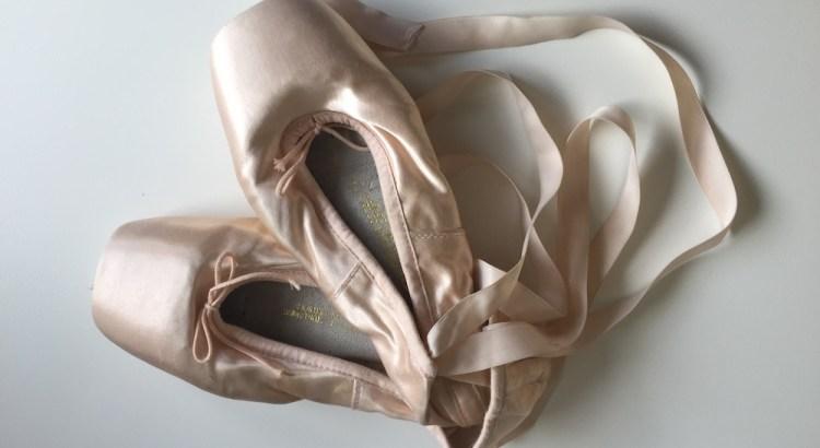Ballet Stitzenschuhe