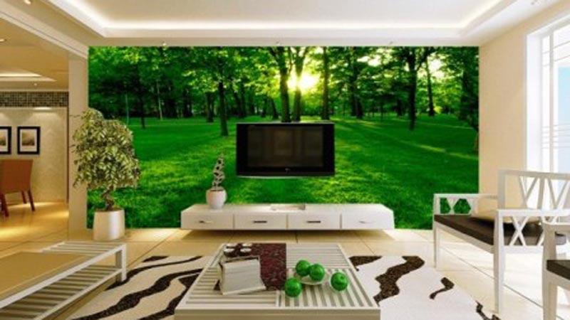 Mencari Tahu Harga Wallpaper 3D Untuk Dinding Ruangan Anda