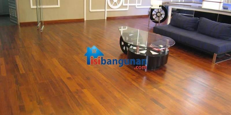 Harga pelapis lantai motif kayu