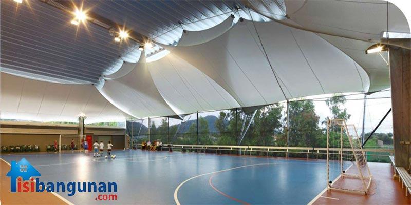 5 Model Karpet Vinyl Lapangan Futsal Terbaru & Harganya